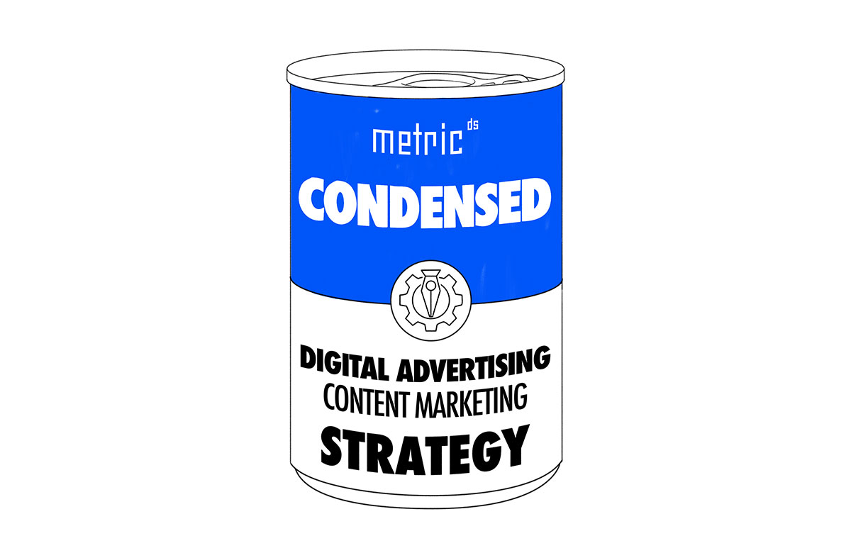 Metric DS digital strategy