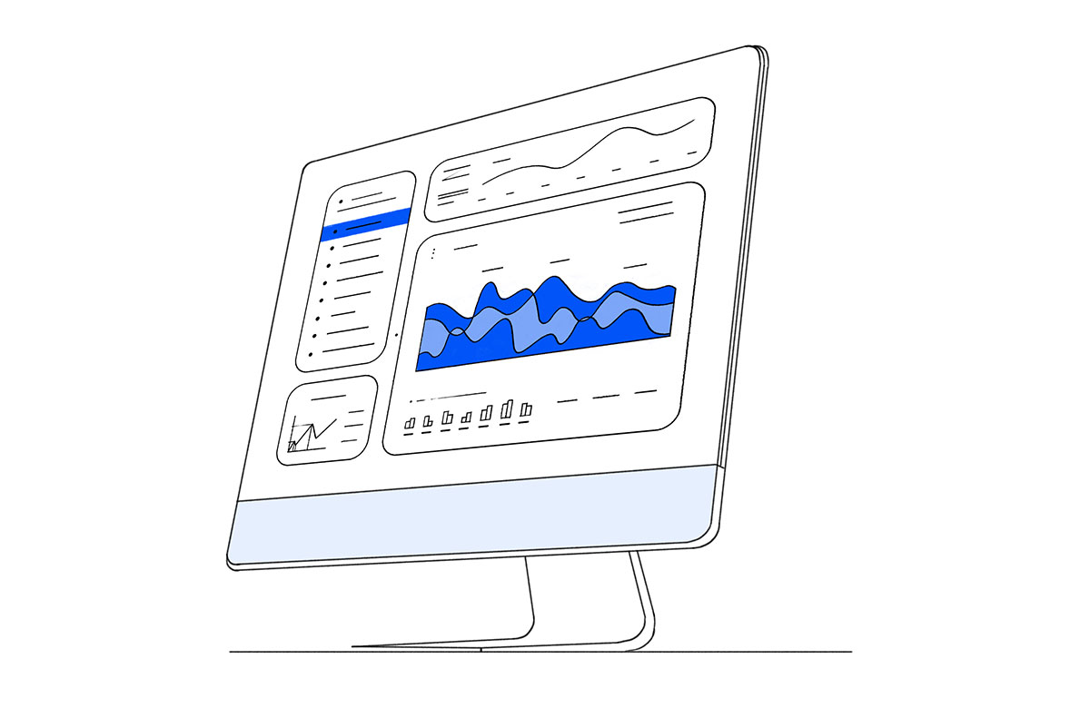 digital dashboard